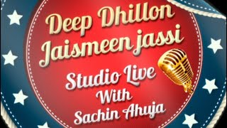 Deep Dhillon - Jaismeen Jassi  Studio Live | Teaser | Latest Punjabi Songs 2019