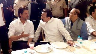 INSIDE Video Shahrukh Khan At Baba Siddiqui Iftar Party 2017
