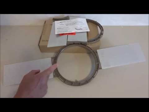 How to install ceiling speakers in new construction
