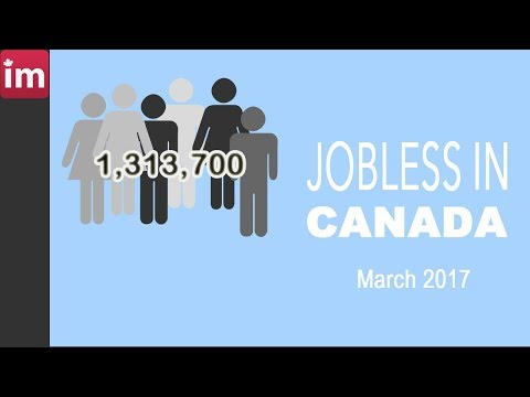 Immigrants Unemployment in Canada (March 2017) | Jobs in Canada