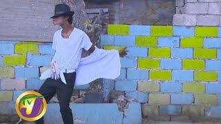 "Jamaica's Michael Jackson ""Ghetto MJ"" TVJ Entertainment Report Interview"