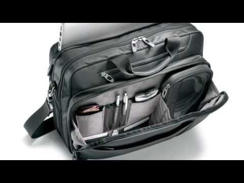 sam0012 j363 perfect fit laptop system v3 Samsonite Luggage - LuggageFactory.com