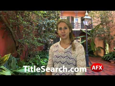 Property title records in Iberville Parish Louisiana | AFX