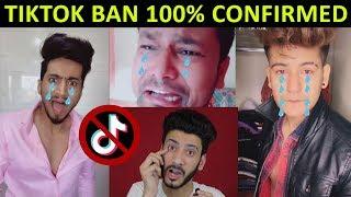 TikTok Ban 100% Confirmed | Tik Tok Superstars Crying | Tiktok Banned In India