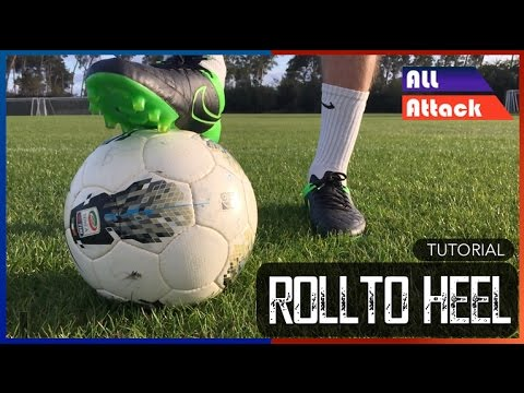 Roll to Heel Skill Move! | Tutorial