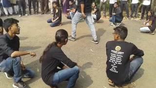 Electrical Safety Week Street Show 17 Jan 2017 Gcoe , Chandrapur (eesa)