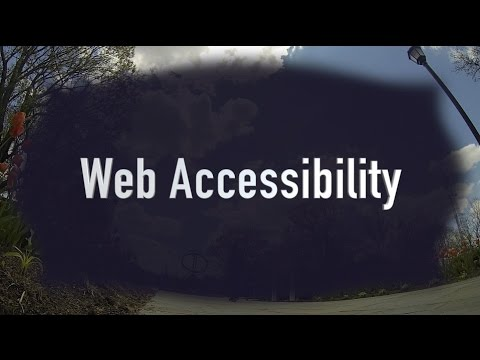 Web Accessibility Awareness
