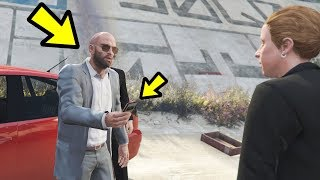 GTA 5 - What Happened to Lazlow