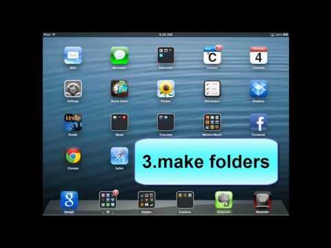 iPad basics: 5 useful tips