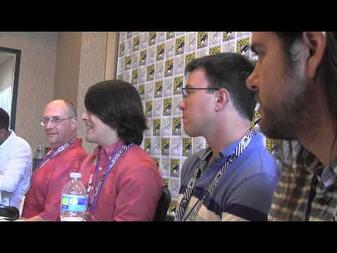 Interview with Cast of Regular Show @ San Diego Comic Con 2015