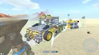 Мега - проект Gun Truck Terra Tech