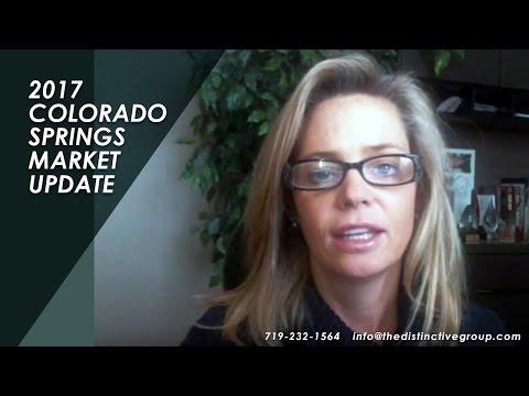 Colorado Springs Real Estate Agent: 2017 Colorado Springs market update