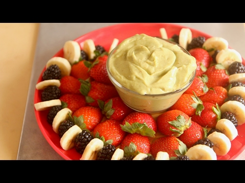 Sublime Lime Fruit Dip with WomenHeart