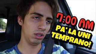 Daniel El Travieso - Cuando Tienes Clase En La Universidad A Las 7:00 De La Mañana.