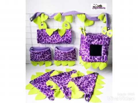 Quality Sugar Glider, Rat and Small Pet Cage Set