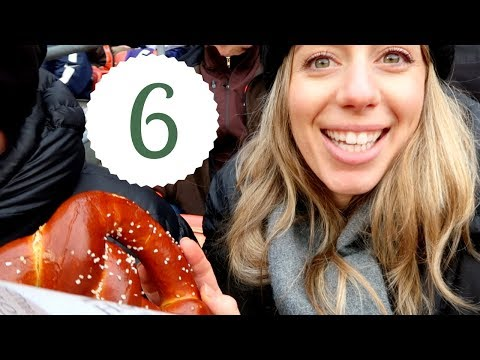 VEGAN IN CLEVELAND | What I Eat in a Day | 12 Days of Vlogmas Day 6