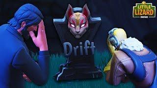 DRIFT IS DEAD?! * SEASON 5 NEW SKIN*Fortnite Short Film