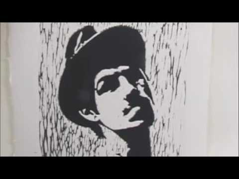 Printmaking: The Linoleum Process