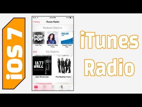 How to use iTunes Radio (iOS 7 and Windows/Mac)