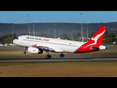 Qantas Have A320s Now.. (you didn't read that wrong)