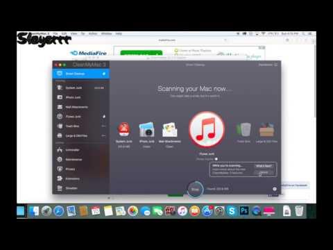 How to Get Clean My Mac 3 for FREE! 2017 (El Capitan + Sierra in Desc) [NO TORRENT]