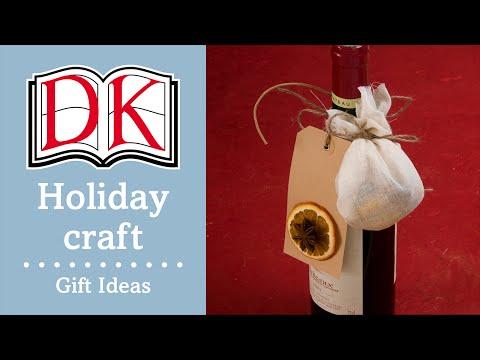 Christmas Gift Ideas: Mulled-wine Gift Kit
