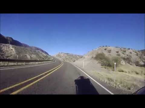 Big Bend National Park Ride on Goldwings