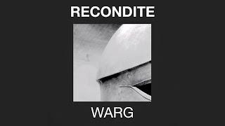 Recondite - Warg [HFT46]