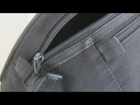 How to Fix Broken Zipper or Separating Zipper