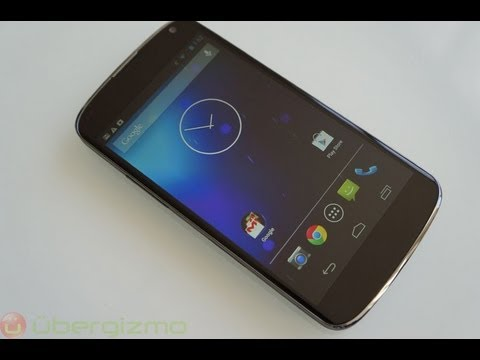 How to Install Android 4.2 on Your Galaxy Nexus