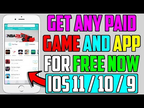 How To Get NEW Paid Apps and In-App Purchases FREE iOS 11 - 11.2.2 / 10 (NO Jailbreak NO Computer)