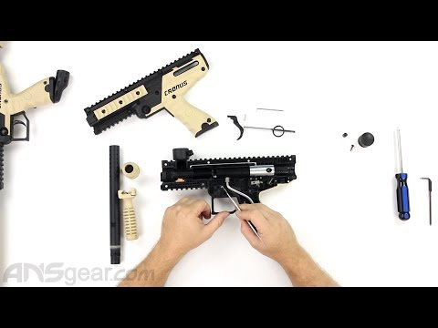 Tippmann Cronus Paintball Gun - Maintenance/Repair