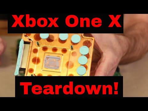 Xbox One X Teardown - What's Inside???