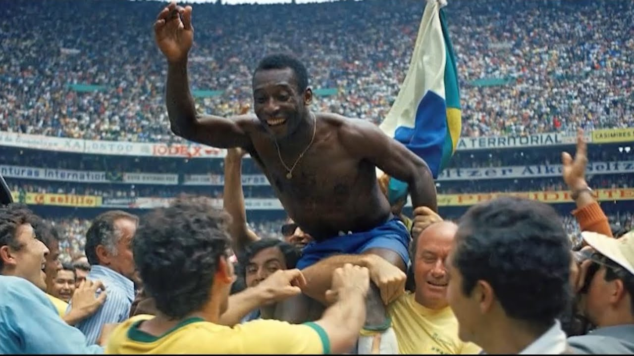 Was Pelé really as good as people said he was?   Old School