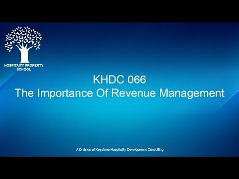 The Importance of Revenue Management | Ep. #066