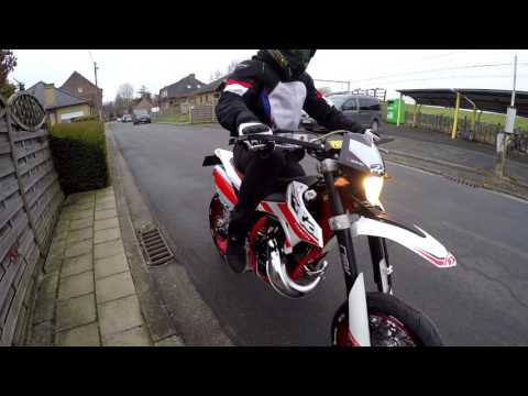 How to derestrict a beta rr 50cc (FULL POWER) very loud !