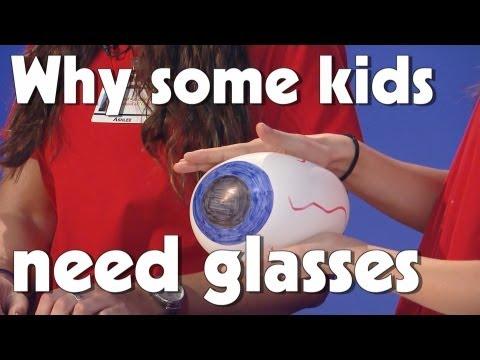 Why Kids Need Glasses | Kids Health | The Friday Zone | WTIU | PBS