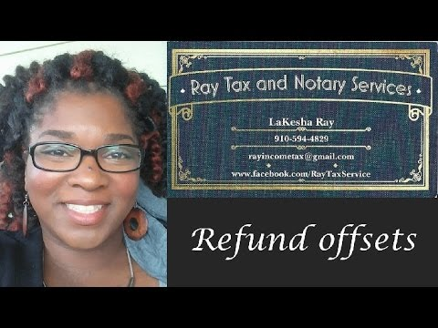 Refund Offsets
