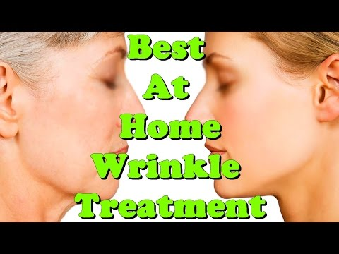 best at home wrinkle treatment