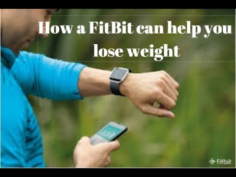 How a FitBit can help you lose weight!!