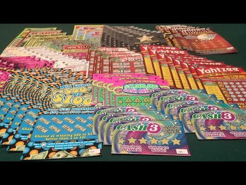 LOTTERY SCRATCH-OFF TIPS - ODDS W/ OVER $300 in Tickets - SERIOUS WINNERS - BEST WAYS TO WIN