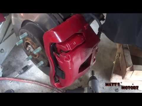 Painting Front and Rear Calipers [2012 Mazda Speed3]