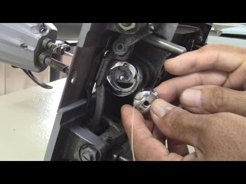 Adjusting the Tensions of a Sewing Machine (Singer 241-12)  - TUTORIAL 1