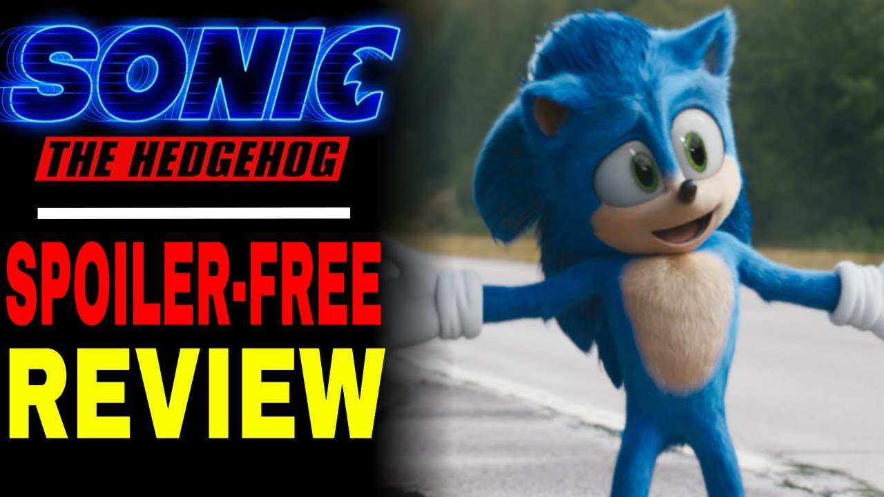 Sonic The Hedgehog Movie Review (No Spoilers)