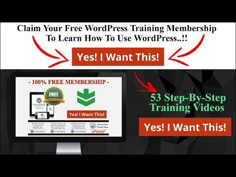How To Use WordPress With Our 53 Free WordPress Tutorials For beginners