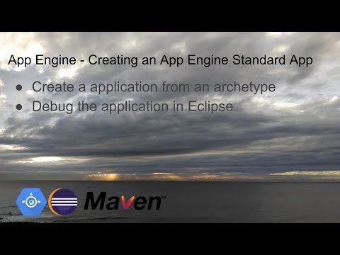 App Engine - Creating an App Engine Stanard App