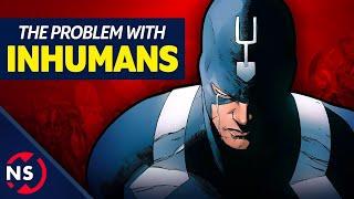 Dear Marvel: The Inhumans are NOT X-Men! || NerdSync