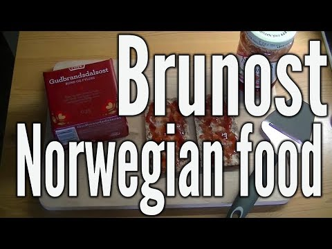 Brunost A Traditional Norwegian Food  | AmeriNorge