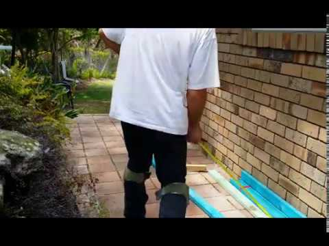Raise balcony hand rail to legal height