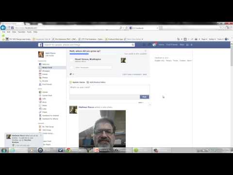 How to Send a Relationship Invite on Facebook : Facebook Info